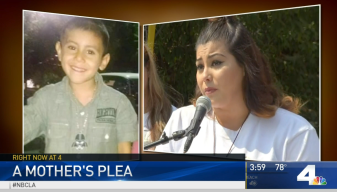 Mother Pleas for Justice After 4-Year-Old Shot in Altadena