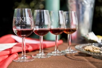 Enjoy Sierra-Style Sips Along the Madera Wine Trail