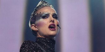 'Vox Lux' Artfully Peers Into a Dystopian World of Pop Stars and Tragedy