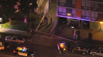 1 Wounded in Shooting in Valley Village Area