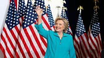 Trump Built Campaign on 'Prejudice and Paranoia': Clinton