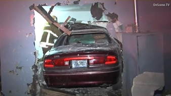 Driver Who Plowed Into Home, Killing 1, Surrenders to Police