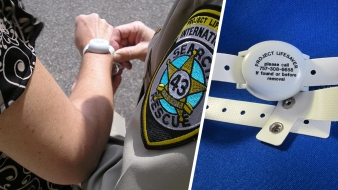 Dementia Patients Get Police Tracking Devices