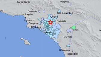 Early Morning Magnitude-3.5 Earthquake Shakes Parts of SoCal