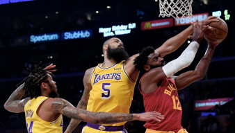 Lakers Beat Pacers, 104-96