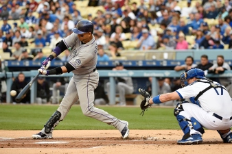 Rockies Hit Three Homers, Beat Dodgers 7-1
