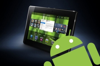 BlackBerry PlayBook Will Run Android Apps
