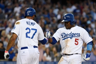 Ethier Provides Walk-Off Win for Dodgers