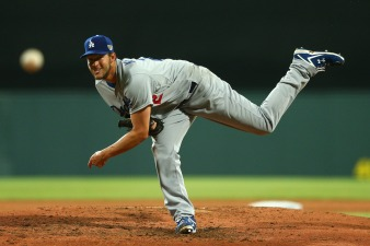 Kershaw Effective in First Rehab Start