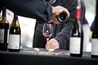 Lake Casitas Confab: Ojai Wine Festival