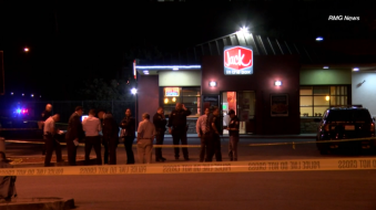 Jack in the Box Employee Shot to Death by Masked Robber
