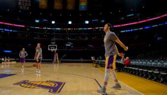 Lakers Larry Nance Jr. Talks  NBA Tanking Culture