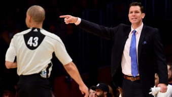 Lakers Lose To Pistons, Walton Talks Growing Pains