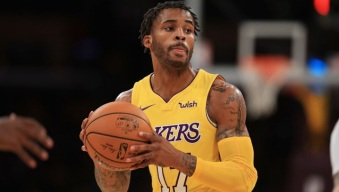 Lakers, Vander Blue Reportedly Agree on Two-Way Contract