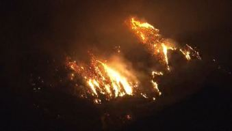 Metal Sheet Ignited 1,000-Acre Brush Fire: Authorities