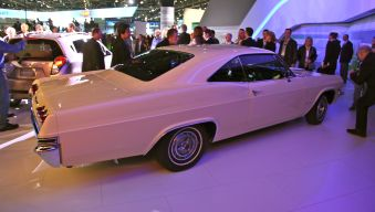 Sons Reunite Dad With Cherished 1965 Chevy Impala