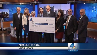 NBC4 Awards $200K to LA Organizations Serving Underprivileged Students