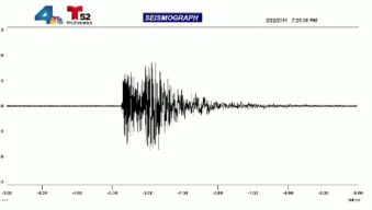 Series of Quakes Shake Ludlow Area