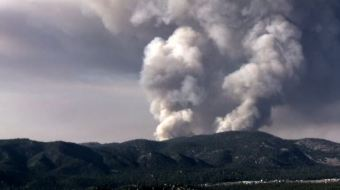 Public Help Sought in Finding Cause of Big Bear Wildfire