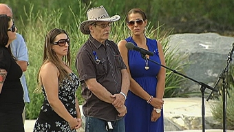 Menifee Boy's Dad Holds Memorial Service