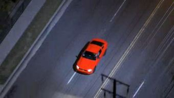 Police Chase of Ford Mustang Ends With Arrests