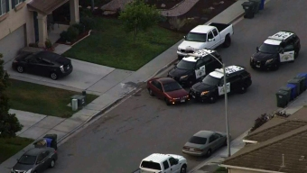 Pursuit Driver Crosses 3 SoCal Counties