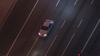 Police Pursuit Through Orange County Area Ends With Arrest