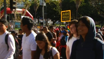 More Than 9,000 Expected for 35th Annual AIDS Walk Los Angeles