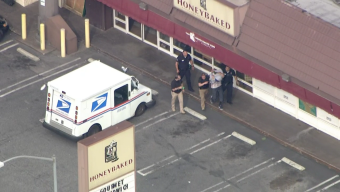 Pursuit Driver Found Hiding in HoneyBaked Ham Shop