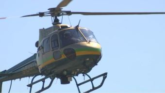 LA County Sheriff's Deputies Perform Daring Air Rescue