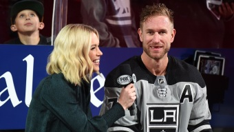 Carter Scores Winner in 1,000th Game, Kings Top Golden Knights