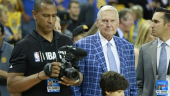 What Does Jerry West's Move to Clippers Mean?
