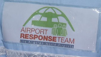 "LAX ""Emergency Response Team"" Awaits First Call Up"