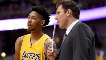 Luke Walton's Hands On Approach