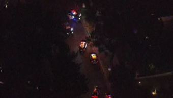 Police Pursuit Ends in Beverly Hills Takedown