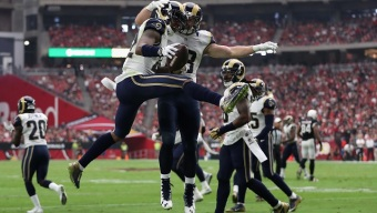 LA Rams Win in Arizona 17-13