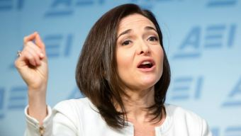 Facebook's Sandberg Warns of Backlash Against Women