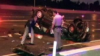 Driver Dies in Paramount Crash After Pursuit