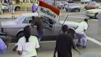 From the Archives: LA Riots on TV