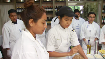 Culinary Program Develops At-Risk Youth