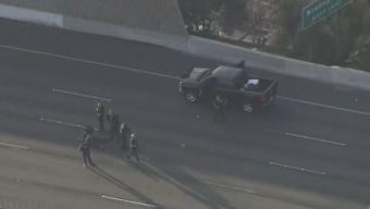 Police Pull Over Possible Murder Suspect, Shut Down 101 Freeway