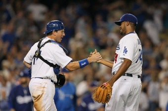 Dodgers Sweep Giants Behind Kershaw, Jansen
