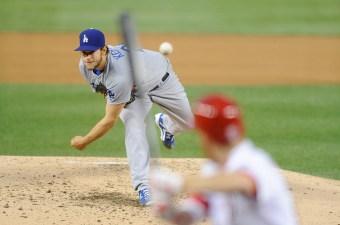 Video: Dodgers' Kershaw Throws Baseballs at Jimmy Kimmel's Head