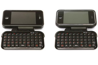 iPhone, Meet Keyboard. Keyboard, Meet iPhone