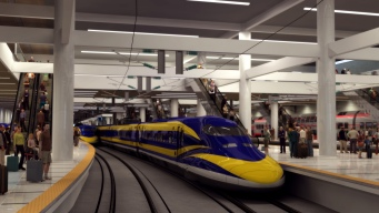 California High-Speed Rail Officials Tinker with $64B Plan