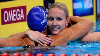 Dara Torres Advances to 50M Final