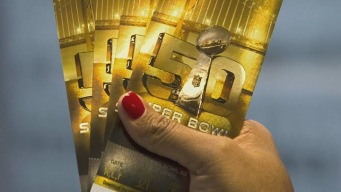 NFL Warns of Counterfeit Tickets for Super Bowl 50