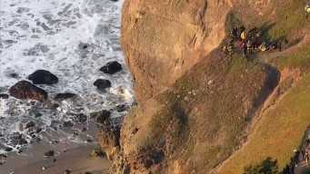 Cliff Rescue at San Francisco's Lands End