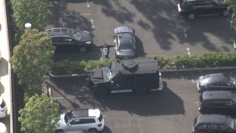 After Pursuit, Standoff Ends Peacefully in OC Parking Lot