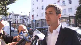 Beto O'Rourke To Meet With Southland Labor Leaders